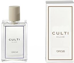Kup Perfumowany spray do wnętrz - Culti Milano Room Spray Oficus