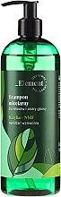 Wzmacniający szampon przeciw wypadaniu włosów Ekstrakt z bazylii + NMF - _Element Basil — фото N3
