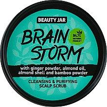 Kup Oczyszczający peeling do skóry głowy - Beauty Jar Brain Storm Cleansing & Purifying Scalp Scrub