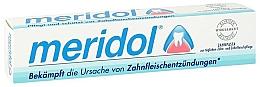 Kup PRZECENA! Pasta do zębów chroniąca dziąsła - Meridol *