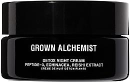 Kup Detoksykujący krem diamentowy do twarzy na noc - Grown Alchemist Detox Facial Night Cream