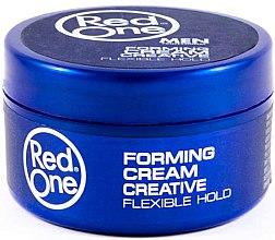 Kup Krem do stylizacji włosów dla mężczyzn - Red One Professional Men Forming Cream Creative Flexible Hold