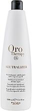 Kup Neutralizator do włosów - Fanola Oro Therapy Neutralizer