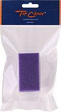 Kup Pumeks syntetyczny ze szczoteczką masującą 71058, fioletowy - Top Choice