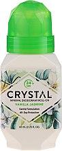 Kup Dezodorant w kulce o zapachu wanilii i jaśminu - Crystal Essence Deodorant Roll-On Vanila Jasmine