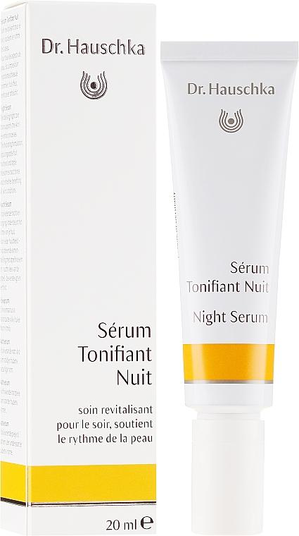Serum do twarzy na noc - Dr. Hauschka Night Serum — фото N1
