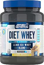 Kup PRZECENA! Suplement diety dla sportowców o smaku koktajlu bananowego - Applied Nutrition Diet Whey Banana *