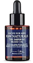 Kup Zmiękczający olejek do brody - Recipe For Men RAW Naturals The Imperial Beard Oil