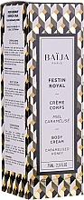 Kup Naturalny krem do ciała - Baïja Festin Royal Body Cream