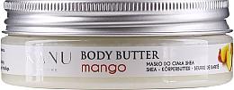 Kup Masło do ciała Mango - Kanu Nature Mango Body Butter