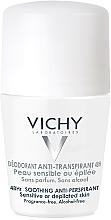 Kup Kojący antyperspirant w kulce do skóry wrażliwej, ochrona do 48h - Vichy Sensitive Anti-Transpirant 48H2
