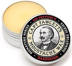 Kup Wosk do wąsów - Captain Fawcett Sid Sottungs Moustache Wax Barberism