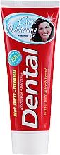 Kup Wybielająca pasta do zębów - Dental Hot Red Jumbo Extra Whitening Toothpaste