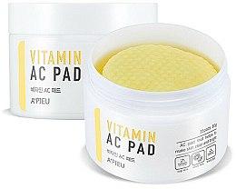 Kup Peelingujące płatki do oczyszczania skóry twarzy - A'pieu Vitamin AC Pad
