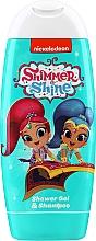Kup Szampon i żel pod prysznic dla dzieci Shimmer i Shine - Uroda For Kids