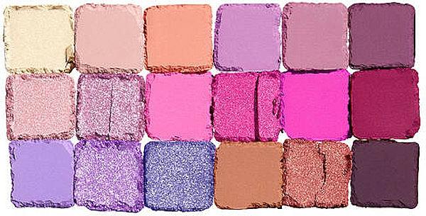 Paleta cieni do powiek - NYX Professional Makeup 2 Me, Luv Me Eyeshadow Palette — фото N2