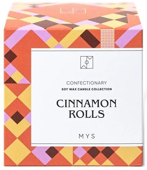 Sojowa świeca Cynamonowe bułki - Mys Cinnamon Rolls Candle — фото N3