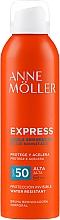 Kup Spray przyspieszający opalanie - Anne Moller Express Bruma Body Tanning Spray SPF50