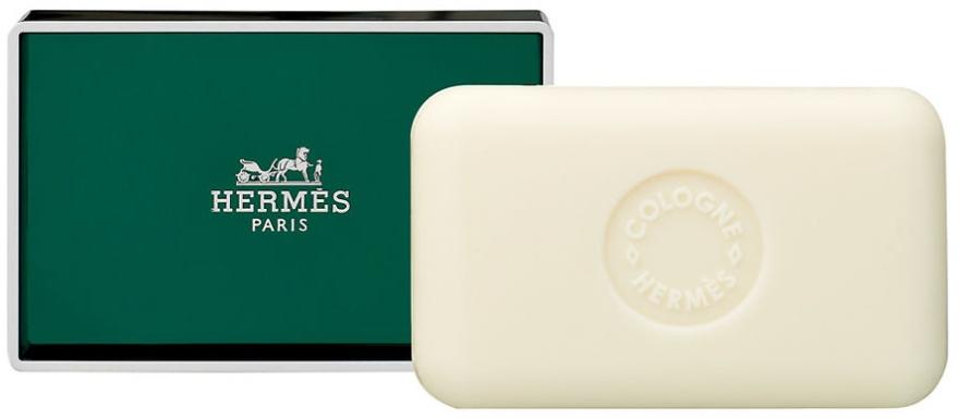 Hermes Eau Dorange Verte - Mydło w kostce — фото N2