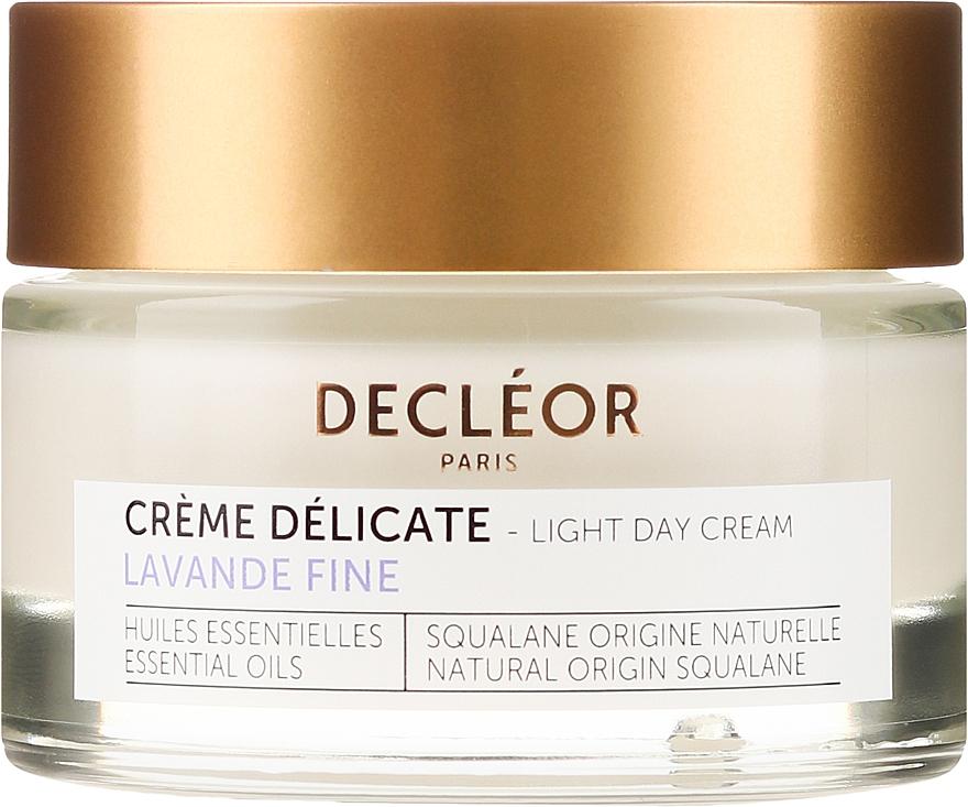Nawilżający krem do twarzy - Decleor Light Day Cream Lavender Fine Firming Anti-Age — фото N2