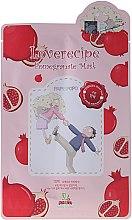 Kup Maska na tkaninie do twarzy z wyciągiem z granatu - Sally's Box Loverecipe Pomegranate Mask