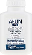 Naturalny dezodorant w proszku Ałun 100% - Beauté Marrakech — фото N1