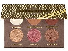 Kup Paleta cieni do powiek - Zoeva Cocoa Blend Voyager Eyesadow Palette