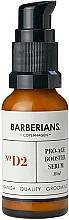 Kup Przeciwstarzeniowe serum do twarzy - Barberians. №D2 Pro-Age Booster Serum