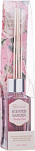 Kup Dyfuzor zapachowy - IDC Institute Scented Garden Country Rose Stick Fragrance Diffuser