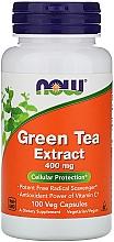 Kup Ekstrakt z zielonej herbaty w kapsułkach - Now Foods