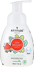 Kup Pianka do mycia rąk Arbuz i kokos - Attitude Foaming Hand Soap Watermelon & Coco