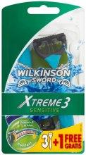 Kup Maszynki do golenia - Wilkinson Sword Xtreme 3 Sensitive
