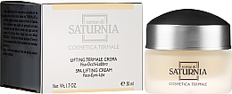 Kup Spa liftingujący krem do twarzy, oczu i ust - Terme Di Saturnia Spa Lifting Cream Face-Eyes-Lips