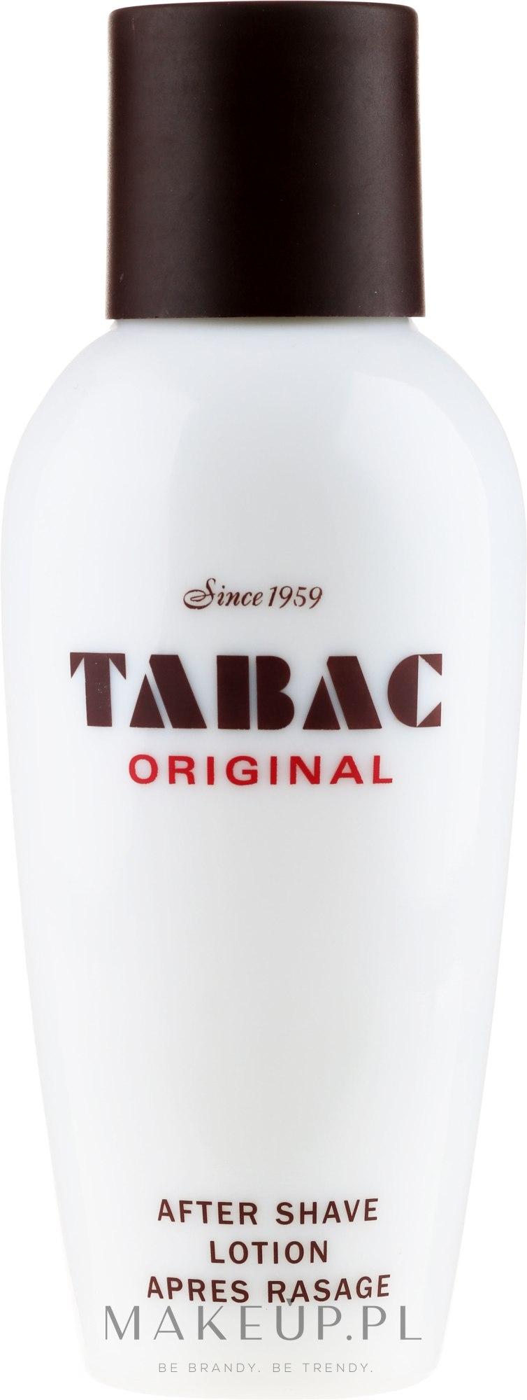 Maurer & Wirtz Tabac Original - Lotion po goleniu — фото 300 ml
