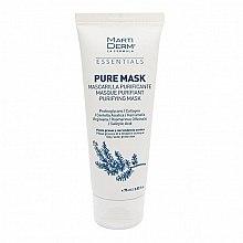 Kup Oczyszczająca maska dla skóry problematycznej - MartiDerm Essentials Pure-Mask