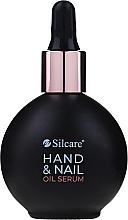 Kup Serum do paznokci i dłoni - Silcare Hand & Nail Oil Serum