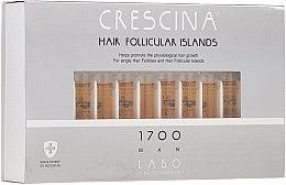 Kup Kuracja stymulująca wzrost włosów dla mężczyzn 1700 - Crescina Hair Follicular Islands Re-Growth 1700