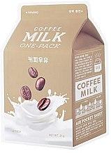 Kup Maska na tkaninie Kawa - A'pieu Coffee Milk One-Pack