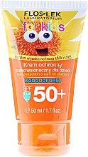 Kup Ochronny krem przeciwsłoneczny dla dzieci SPF 50+ - Floslek Sun Protection Cream For Kids