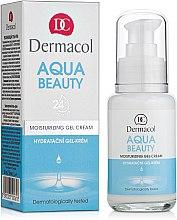 Kup Nawilżający krem-żel do twarzy - Dermacol Aqua Beauty Moisturizing Gel-Cream