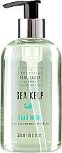 Kup Mydło w płynie do rąk - Scottish Fine Soaps Sea Kelp Hand Wash