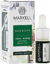 Kup Hydrofluid do skóry wokół oczu Trzęsak morszczynowaty - Markell Cosmetics Skin & City