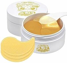 Kup Hydrożelowe płatki pod oczy ze złotem i kwasem hialuronowym - Elizavecca Gold Hyaluronic Acid Eye Patch
