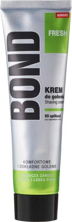 Krem do golenia - Bond Shaving Cream — фото N1