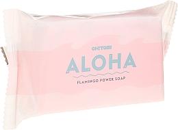 Kup Naturalne mydło w kostce - Oh!Tomi Aloha Flamingo Power Soap
