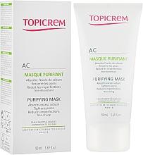 Kup Oczyszczająca maska do cery tłustej i mieszanej - Topicrem AC Purifying Mask