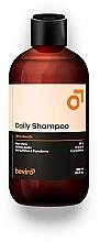 Kup PRZECENA! Delikatny szampon do codziennej pielęgnacji dla mężczyzn - Beviro Daily Shampoo *
