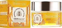 Kup Odżywczo-nawilżający krem do twarzy Miód Manuka i mleczko pszczele - Bielenda Manuka Honey Nutri Elixir Day/Night Cream