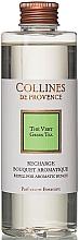 Kup Wkład do dyfuzora zapachowego Zielona herbata - Collines de Provence Bouquet Aromatique Green Tea (wymienny wkład)