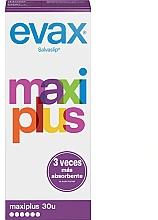 Kup Wkładki higieniczne, Maxi Plus, 30 szt. - Evax Salvaslip